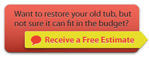 want to restore your old tub, but not sure it can fit in the budget? receive a free estimate